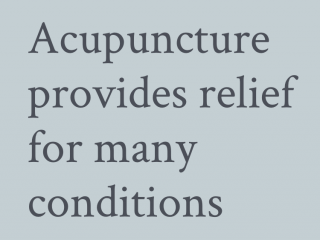 Acupuncture and Yoga Studio